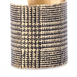 Yves Saint Laurent - GLEN CHECK CUFF