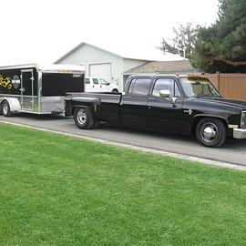CHEVROLET - C30 W-CAB Custom Dually