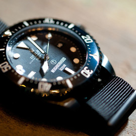 NEIGHBORHOOD - Bamford Watch Department Rolex Deepsea Custom