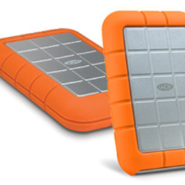 LaCie - rugged triple