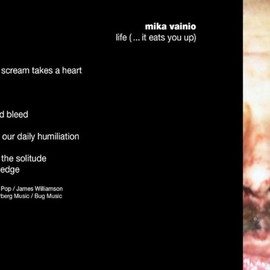 Mika Vainio - Life (...It Eats You Up)