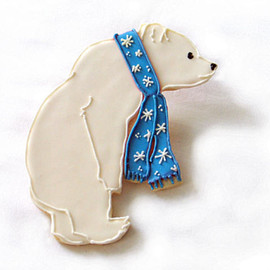 Rolling Pin Productions - Polar Bear Cookies