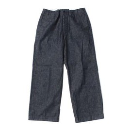 AT LAST&CO - DENIM TROUSERS
