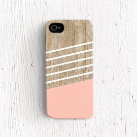 Geometric iPhone 5 case stripe iPhone case