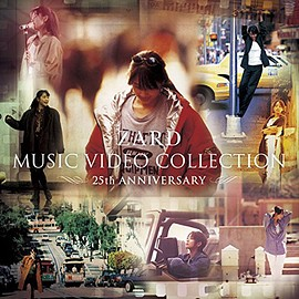 ZARD - ZARD MUSIC VIDEO COLLECTION~25th ANNIVERSARY~