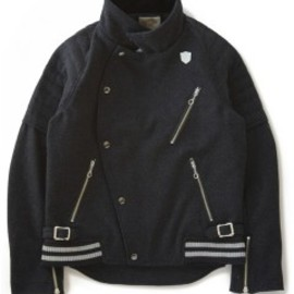 CYDERHOUSE - Shield Jacket (navy)