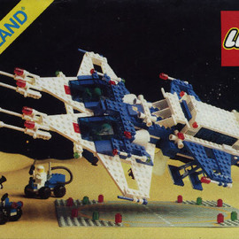 LEGO - 6980 Galaxy Commander