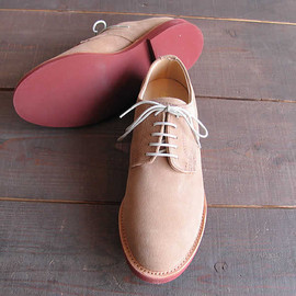 Cambridge White Suede Brogues by Walkover