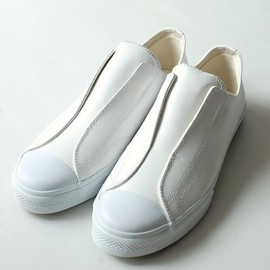 GANRYU - Laceless Slip-On Sneakers
