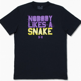 Under Armour - Nobode Likes A Snake Tee