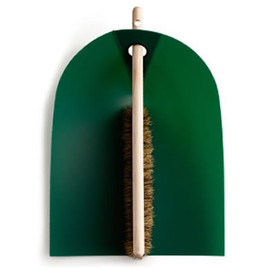 Ole Jensen - Dustpan And Brush,   Green