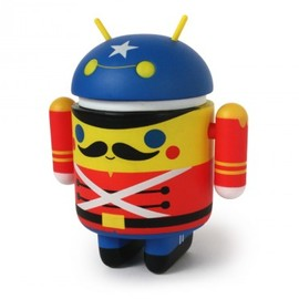 Andrew Bell - ANDROID MINI SPECIAL EDITION - TOY SOLDIER
