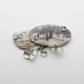 Bettina Speckner - Brooch