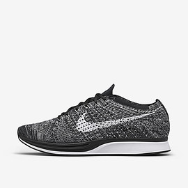 "NIKE - FLYKNIT RACER ""READY TO RACE""(Cookies Cream)"