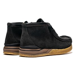 visvim - Beuys Trekker-Folk - Black