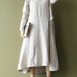 Cotton long Maxi Dress summer Oversized Cosy maternity dress maternity gown