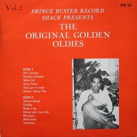 PRINCE BUSTER RECORD - ORIGINAL GOLDEN OLDIES VOL.2