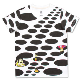 graniph - The Beatles Short Sleeve (Yellow Submarine Dots)