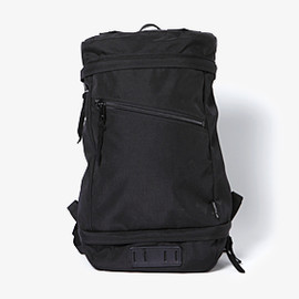 "hobo - CELSPUN NYLON BACKPACK ""CAVE"" 23L BY ARAITENT"