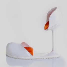 Kobi Levi - Stool high-heeled shoe