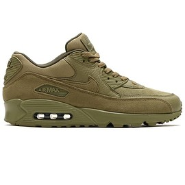 NIKE - AIR MAX 90 PREMIUM (NEUTRAL OLIVE/NEUTRAL OLIVE-MEDIUM OLIVE)