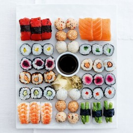 Marks & Spencer - Large Sushi Sharing Platter (48 pieces)