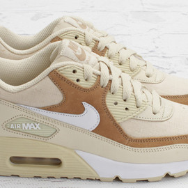 nike - WMNS Air Max 90 Beige / Brown