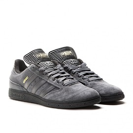 adidas Skateboarding, adidas - Busenitz - Dark Grey/Core Black