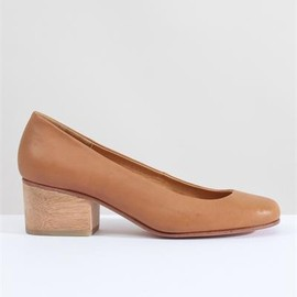 creatures of comfort - A Detacher Eleanor Pumps-Camel