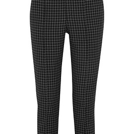 Isabel Marant - Iola checked wool-twill tapered pants