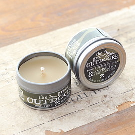 Ampersand Fine Candles - Ampersand Fine Candle Outdoors[アウトドアーズ]・
