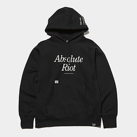 FORTY PERCENTS AGAINST RIGHTS - Absolute Riot Hooded Sweatshirt CP04