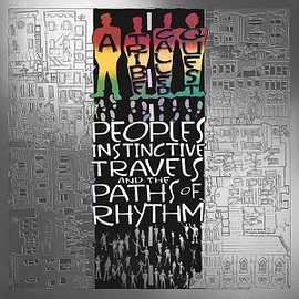 A Tribe Called Quest - People's Instinctive Travels and the Paths of Rhythm - 25th Anniversary Edition (180g x 2LP)