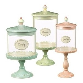 gorgeous glass containers