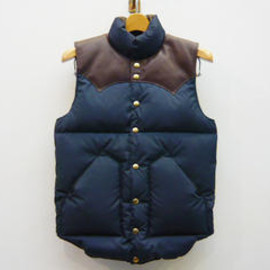 Rocky Mountain Featherbed × ANATOMICA - Down Vest