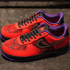 Nike - NIKE AIR FORCE I NG CMFT LW 「YEAR OF THE SNAKE COLLECTION」