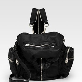 Alexander wang  - Bag Marti Leather Backpack