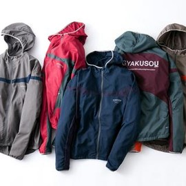 GYAKUSOU - AS UC LIGHTWEIGHT JKT