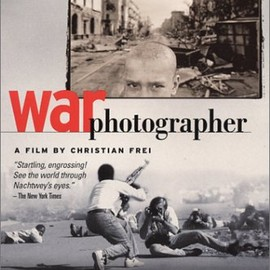 James Nachtwey - War Photographer