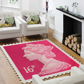 Rockett St George - Stamp Rug