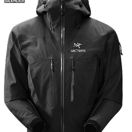 Alpha SL Hybrid Jacket (Blackbird)