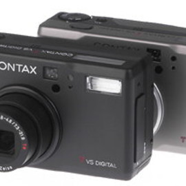Contax - TVS Digital (titanium black)