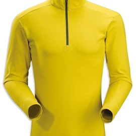 Arc'teryx - PHASE AR ZIP NECK