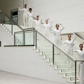 TRISHA BROWN DANCE COMPANY - Trisha Brown: In Plain Site