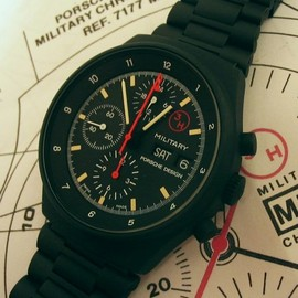 Porsche Design - Military Chrono