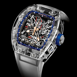 Richard Mille - Blue Quartz TPT Jean Todt Tribute Watch Collection 11-03 050 056