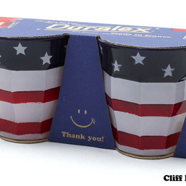 Ron Herman x DURALEX - Ron Herman x DURALEX Stars and Stripes タンブラー 2SET