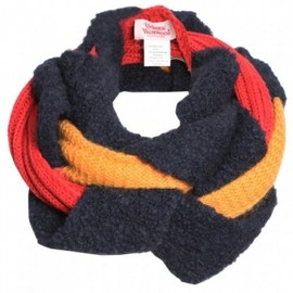 Vivienne Westwood - Plait Snood Red/Orange 1