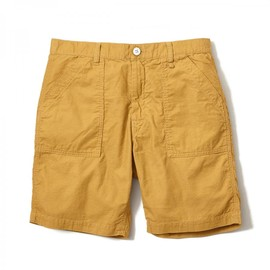 HEAD PORTER PLUS - BAKER SHORTS YELLOW