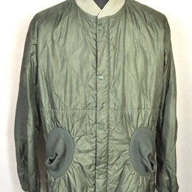 General Research - INTER JACKET, NYLON QUILTED INTER LINING
